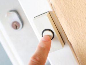 Установка дверного звонка в Реутове