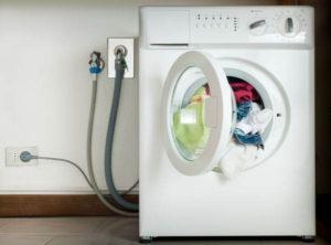 Установка стиральных машин в Реутове