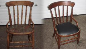 Перетяжка стульев на дому недорого в Реутове