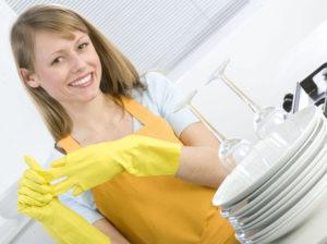 Мойка посуды на дому в Реутове
