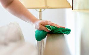 Уборка пыли в квартире и доме в Реутове