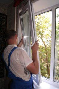 Замена створок пластиковых окон в Реутове