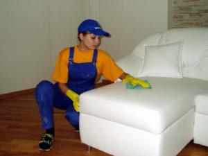 Чистка мебели на дому в Реутове